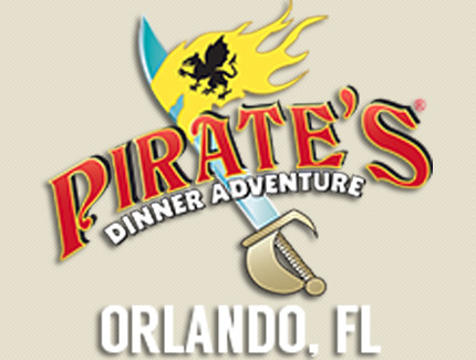 Pirate's Dinner Adventure-Orlando FL